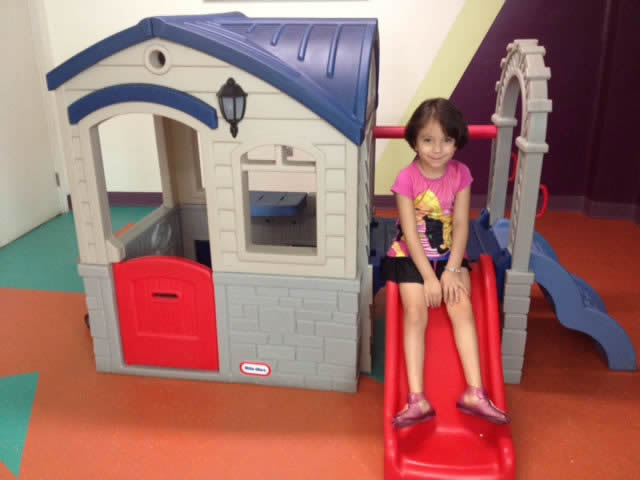 Danielita - 5 Años